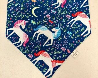 Unicorn Magic- Tie Bandana