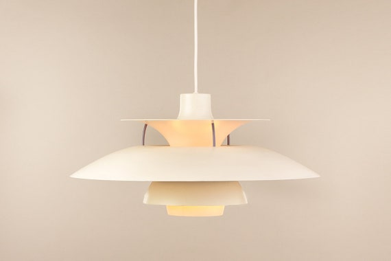 Ph5 pendant by poul henningsen for louis poulsen 1960s mid aloadofball Image collections