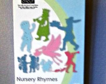 Nursery Rhymes Cricut Cartridge...