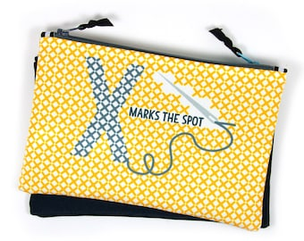 Sewing Bag, Cross stitch, Sewing, Stitcher, Embroidery