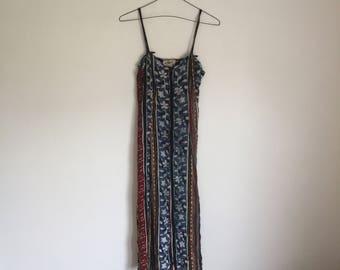 Vintage Adini Gauze Sundress