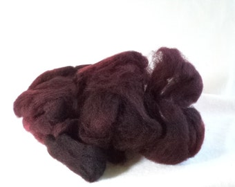 Felting Wool: FW-58 Mahogany