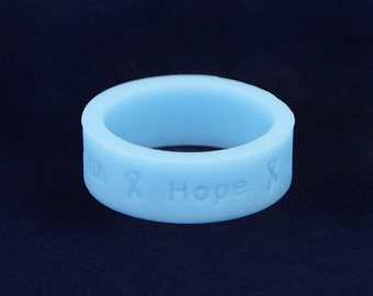 Light Blue Silicone Ring (RE-SILR-12)