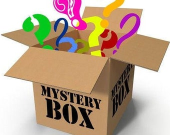 Mystery Box, Real Milk Paint, Oil Finishes, Natural Waxes