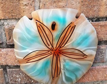 Aluminum Sand Dollar Wall Art