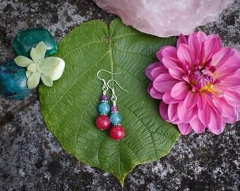 Lights earrings