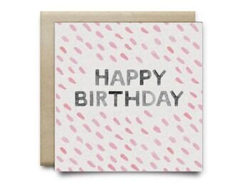 Happy Sprinkles Birthday Card