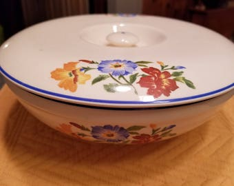 National Brotherhood Operative Potters Covered Dish 'Universal Cambridge'