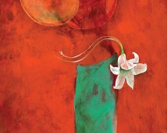 Inner Still Life (print) unframed, from original painting