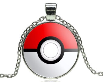 Pokemon Pendant Necklace