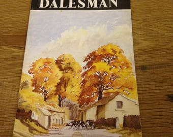 Vintage Copy Of The Dalesman Magazine. Dated To November 1977.