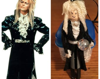Jareth, The Goblin King Ornament