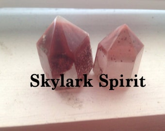 RARE Red Phantom Quartz