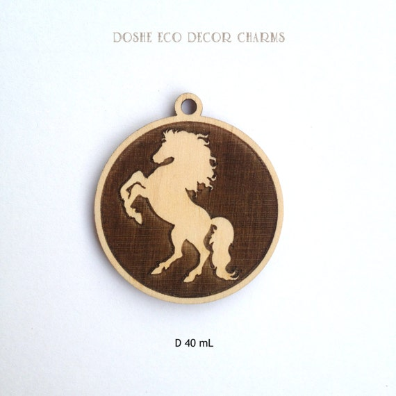 Laser engraved horse wood pendant horse jewelry laser cut wood laser engraved horse wood pendant horse jewelry laser cut wood laser cut jewelry horse decor horse necklace laser engraved wood from aloadofball Image collections