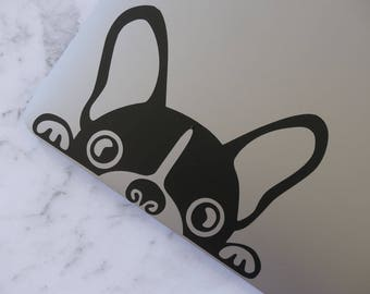 French Bulldog Custom Vinyl Decal