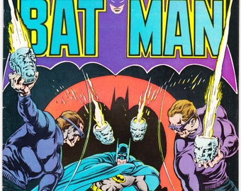 Batman 270, comic book, Bronze Age, Vintage Chua art. 1975 DC Comics in VF+ (8.5)