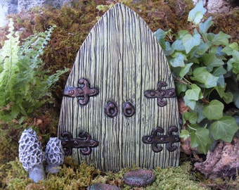 Large Fairy Door, Fairy Door Set, Fairy Garden Door, Fairy Garden  Accessories,