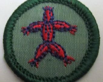 """Vintage 1960's Junior Girl Scout Badge """"Toymaker"""""""