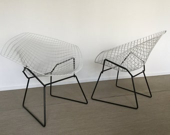 Diamond Chair Harry Bertoia Knoll International