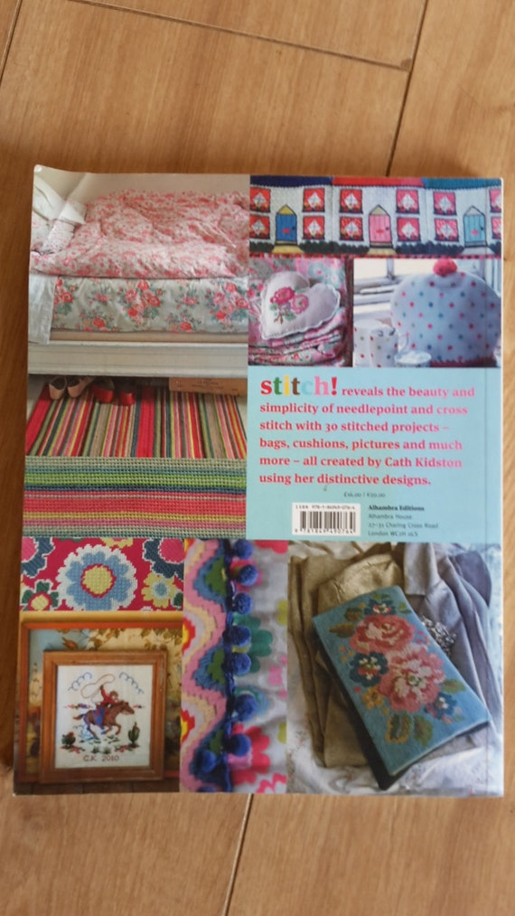 Cath Kidston Stitch! Cath Kidston Book, Cath Kidston Crafting, Cath ...