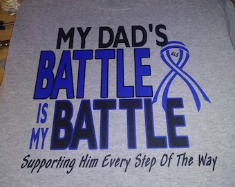 ALS My dad's battle