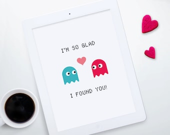 Funny anniversary card. Valentines day eCard. Boyfriend/girlfriend love eCard. DIGITAL FILE for instant download.