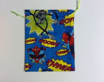 Doctor Octopus and Spider-man Dice Bag