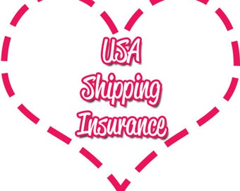 US Shipping Insurance (US Only)