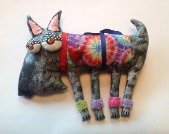 Soft Sculpture Dog