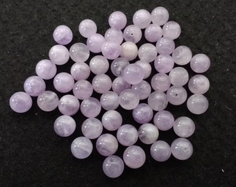 Vintage Cape Amethyst 8mm Rounds