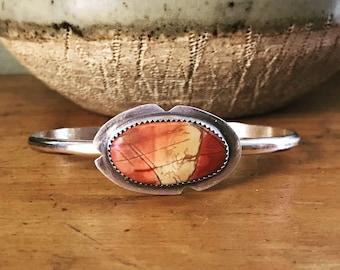 Picasso Jasper cuff Bracelet