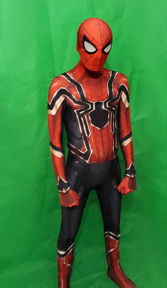 & REPLICA IRON SPIDERMAN homecoming film replica suit