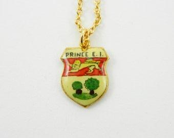 Prince Edward Island Charm Necklace