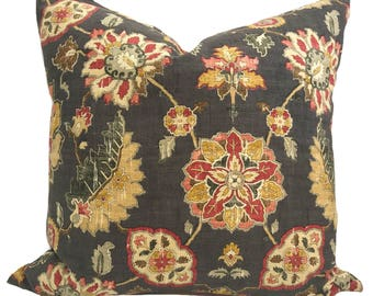 Throw pillow cover, 22x22, Decorative pillow, Accent pillow, Couch pillow, Sofa pillow, Cushion cover, Toss pillow, Sale pillow, Clearance
