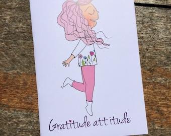 Gratitude attitude - Carnet d'écriture