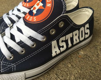 World Series Champions Houston Astros Custom Made Shoes!!!