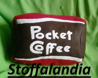 PILLOW POCKET COFFEE GIFT IDEA