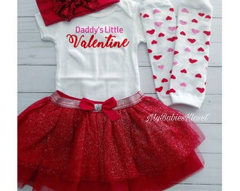 Valentines Day- Daddy's Little Valentine