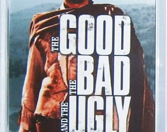 The Good, The Bad & the Ugly Clint Eastwood Eli Wallach Lee Van Cleef Fridge Magnets and Keyrings Version 1 - New
