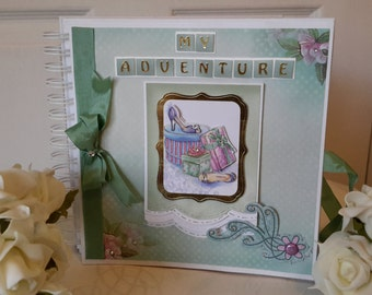 My Adventure Photo Album can be personalized