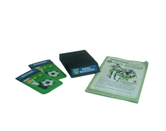 Intellivision Soccer Game Cartridge Videogame