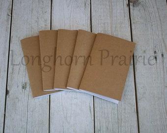 "Notebook Insert for Travelers Notebook TN Planner Minimalist A6 4"" X 6"""