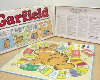 Garfield Board Game