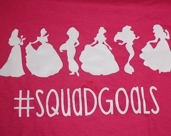 Princess Squad Goals