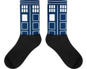T.A.R.D.I.S Doctor Who -Socks