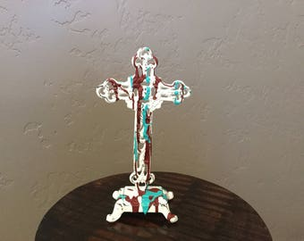 Fun and Unique Standing Cross
