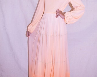 Peach Dream Dress