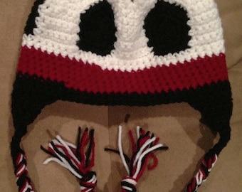 Soccer ball hat etsy soccer ball hat crochet pattern dt1010fo