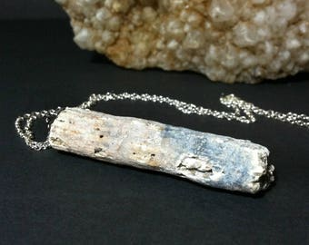 Fossil Branch Coral Pendant / Natural Fossilized Coral Pendant / Coral Pendant Necklace / Boho Necklace / Fossil Necklace