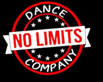 No Limits Dance Team Stamp Regular Print